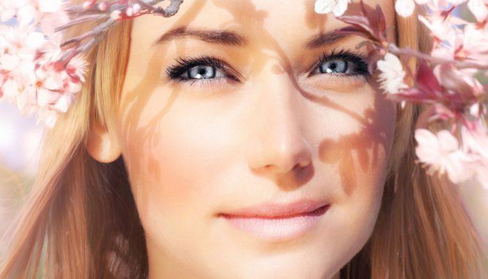 Весенний макияж 2019 : тенденции, модные идеи и цвета (151 фото)