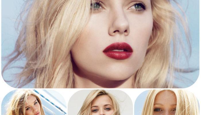 Макияж для блондинок (55 фото)