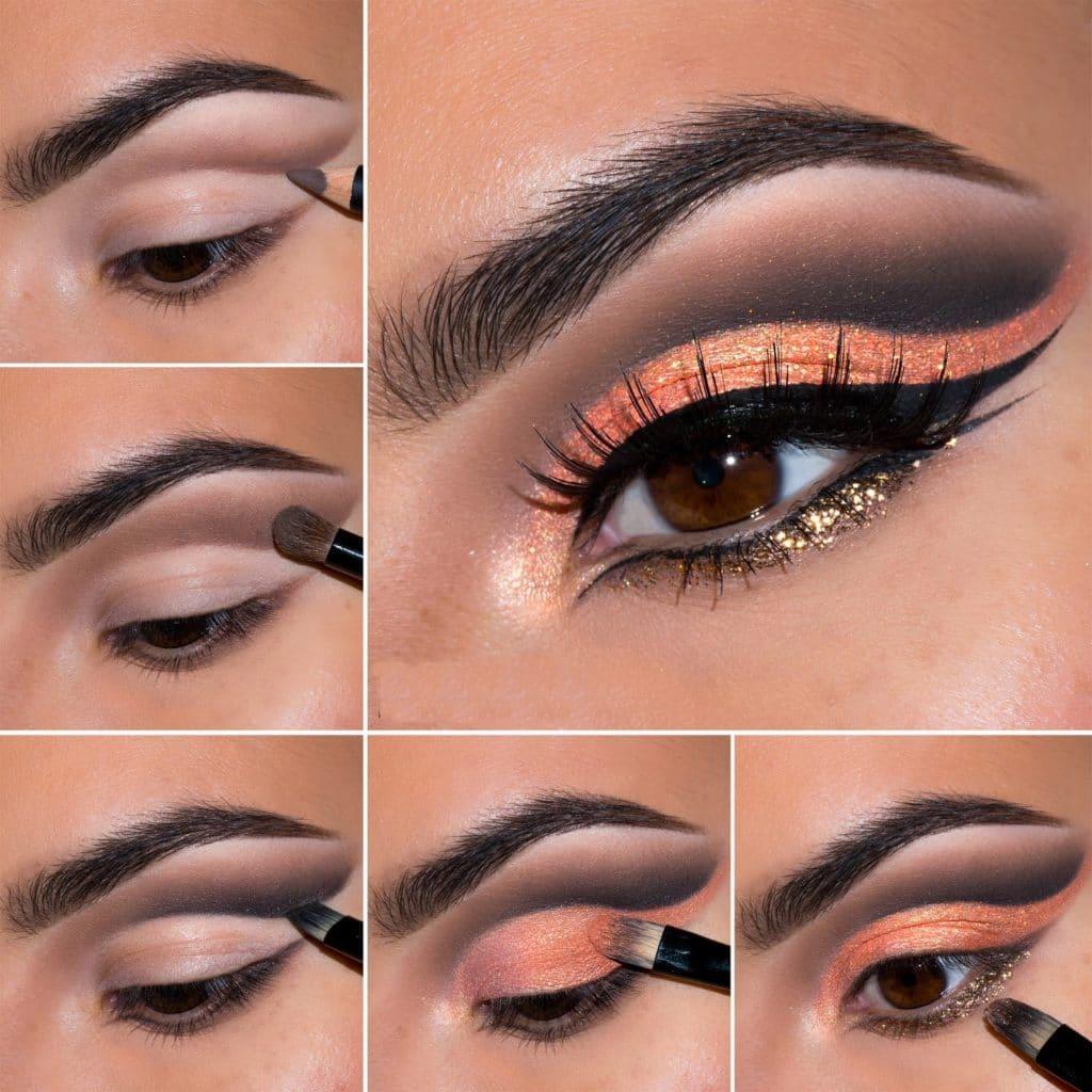 пошаговый профессиональный макияж для фотосессии пошаговые
