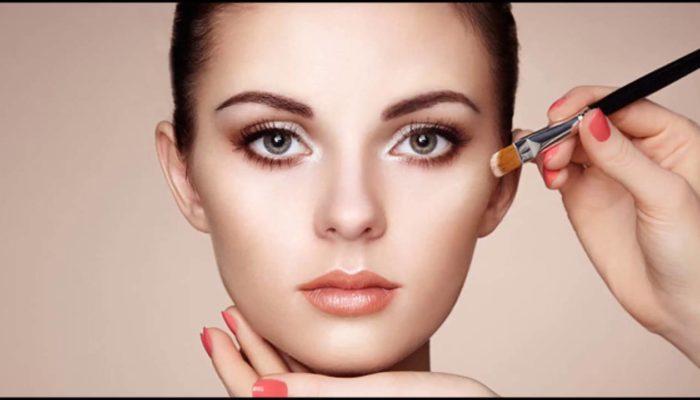 Простой макияж (50 фото)