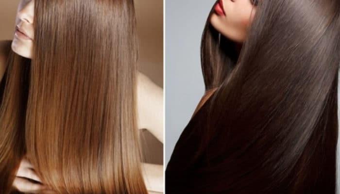 Как выпрямить волосы в домашних условиях (40 фото)