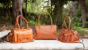 С чем носить коричневую сумку (53 фото)