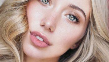 Светлый макияж — всегда в моде (50 фото)