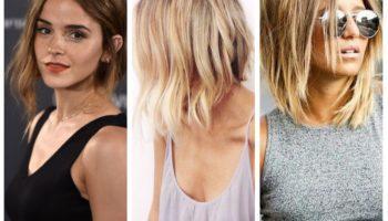 Стрижка каре на средние волосы (50 фото)