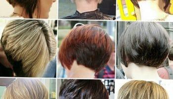 Стрижка каре на короткие волосы (51 фото)