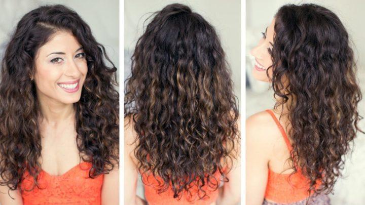 Женские модные стрижки для кудрявых волос