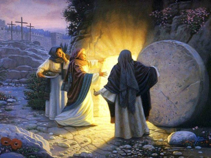 евангельские картинки с пасхой лучше