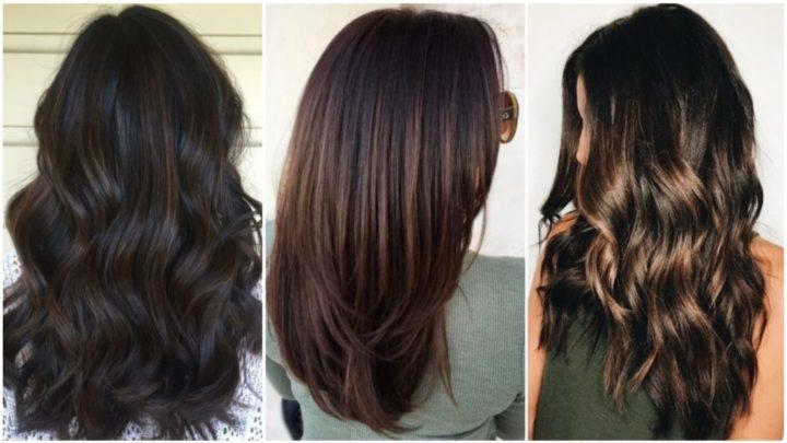 Цвет волос мокко (50 фото)