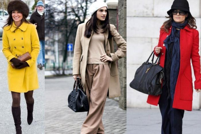 с чем носить пальто выбор модели и цвета гид по фасонам
