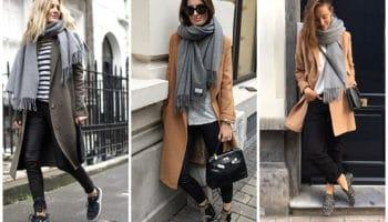 С чем носить пальто: выбор модели и цвета, гид по фасонам