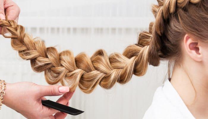 Как плести косы разной сложности (10 фото-идей с описанием)
