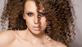 Химическая завивка на длинные волосы: легкий и крупный вариант (50 фото)