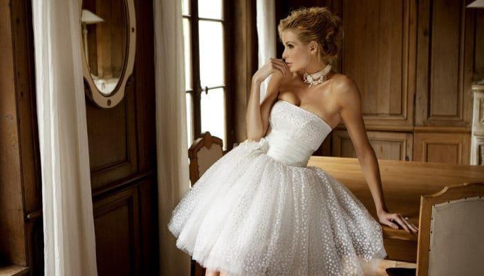 55 потрясающих свадебных платьев