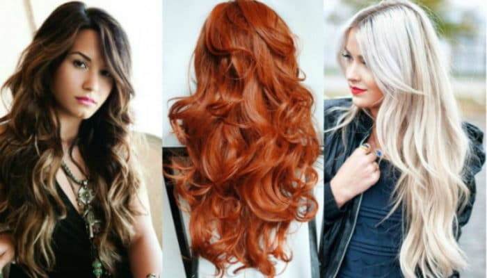 Укладка на длинные волосы — простые, но красивые идеи (100 фото)