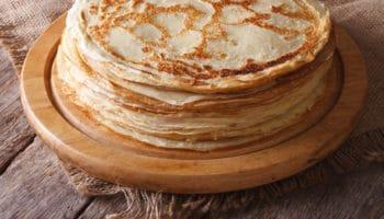 Как приготовить блинчики на воде – 3 вкуснейших рецепта