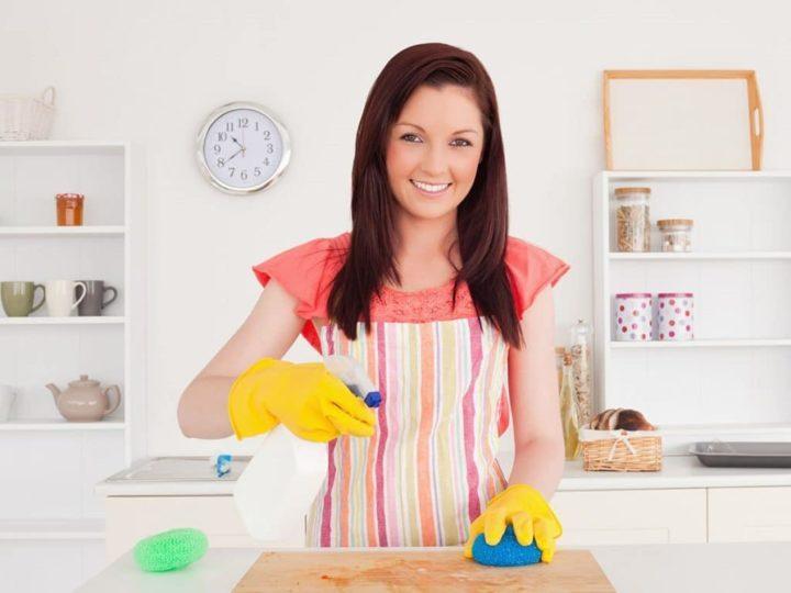 Как быстро навести порядок дома?