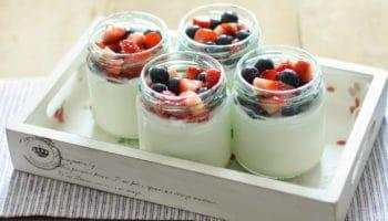 Как сделать йогурт в домашних условиях
