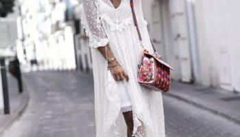 Неповторимый стиль total white – модные идеи, а также советы