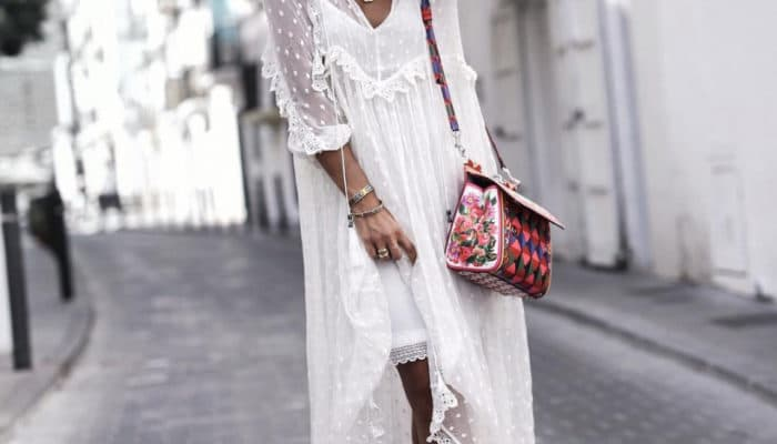 Неповторимый стиль total white — модные идеи, а также советы