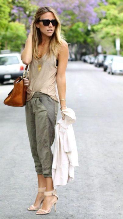 Как правильно носить брюки-карго (55 фото)