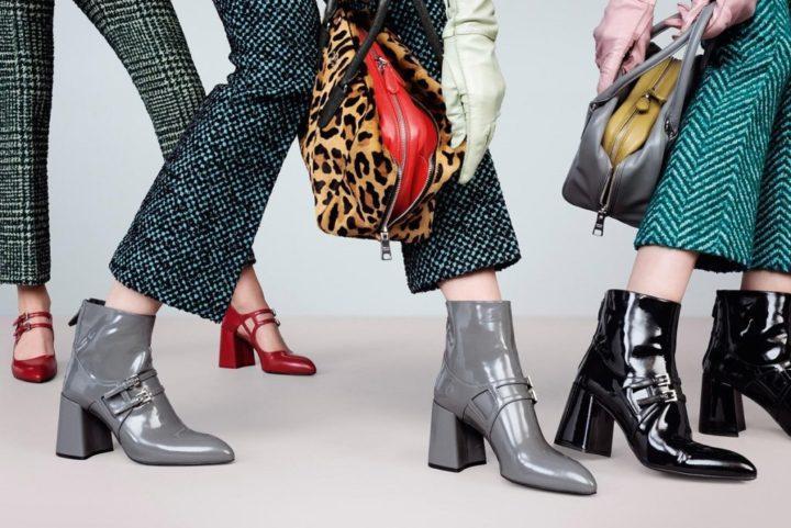 Модная осенняя обувь. Во что будем обуваться осенью 2019 года (50 фото)