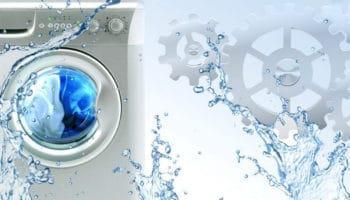 Как очистить стиральную машину от грязи и запаха