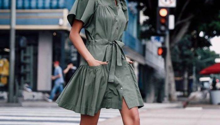 Модные платья 2020 ( фото)