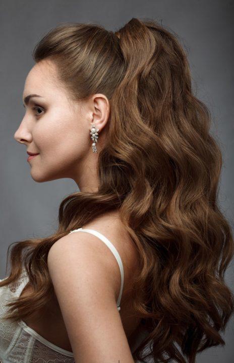 Модные стрижки и прически 2020 на длинные волосы (83 фото)