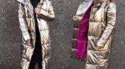 Самые стильные пуховики зимы 2020: модные ткани, фасоны и цвета (58 фото)