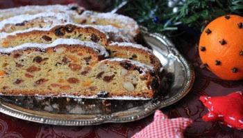 Штоллен рецепты — самое вкусное лакомство на Рождество