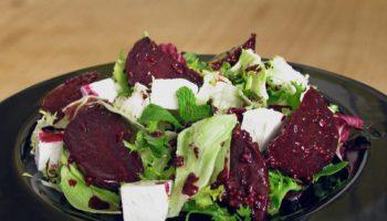 Рецепты вкусного салата из свеклы