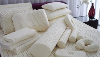 Как ухаживать и стирать ортопедические подушки