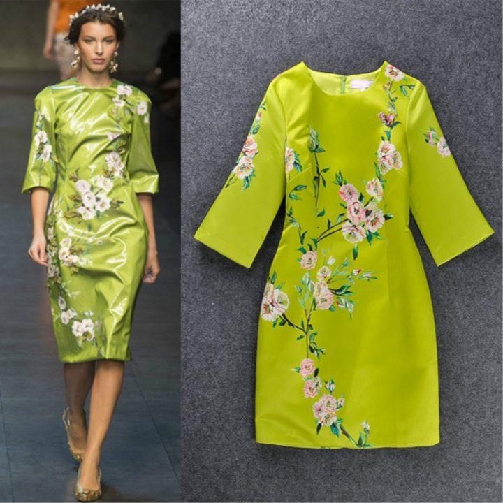 Платья в японском стиле (50 фото)