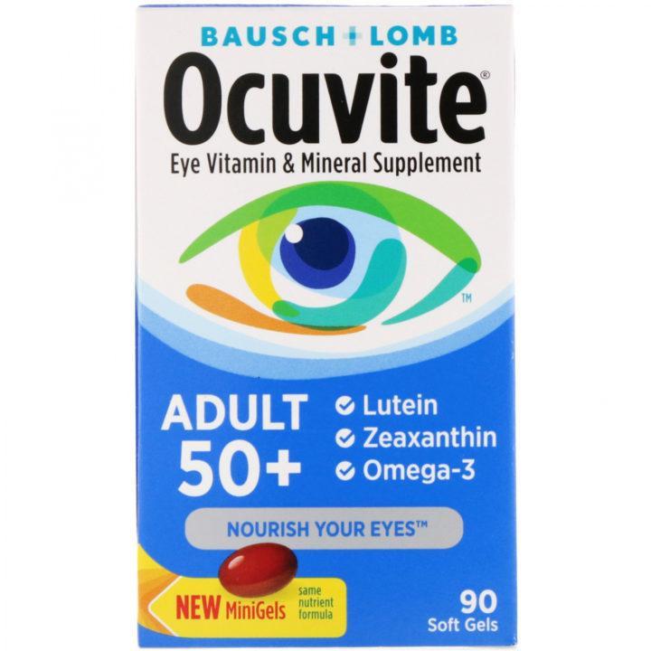 Bausch & Lomb, Ocuvite