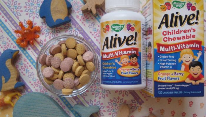 Топ 7 лучших витаминов для детей с iHerb