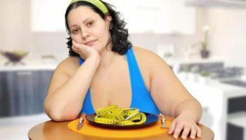 Почему я не худею? Причины набора веса