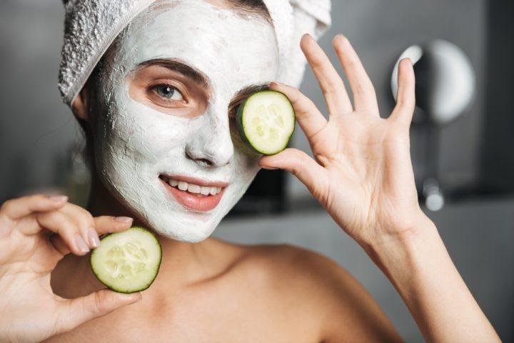 Маски для лица в домашних условиях — лучшие маски для любого типа лица и на разный возраст женщины