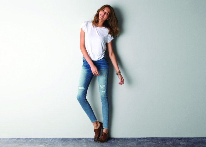 Картинки футболка и джинсы
