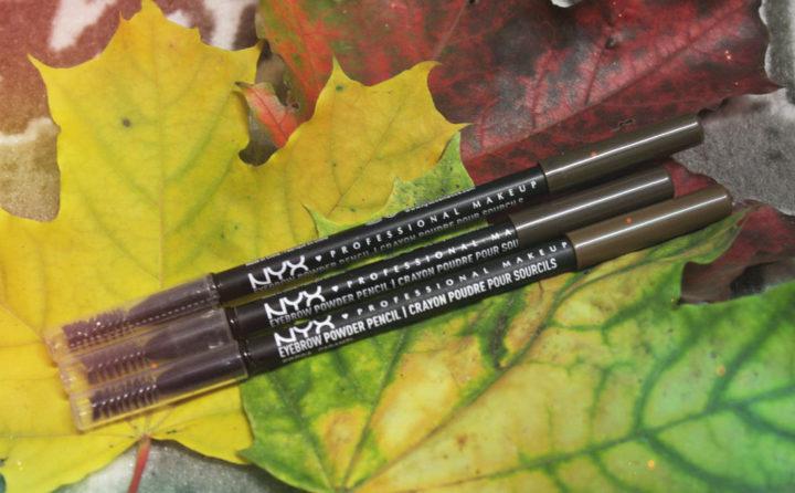 Обзор 5 лучших карандашей для бровей в магазине NYX