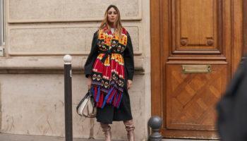 Осенняя мода для полных женщин 2020 (51 фото)