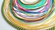 Золотое шитье: 10 техник вышивки канителью