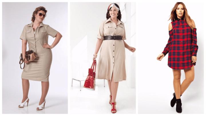 Мода для полных женщин весна 2020