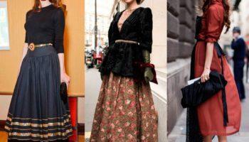 Стиль винтаж в одежде: что это такое, разные направления и фото-подборка