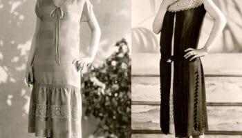 Все о женской моде 20-х годов (XX) — интересные факты