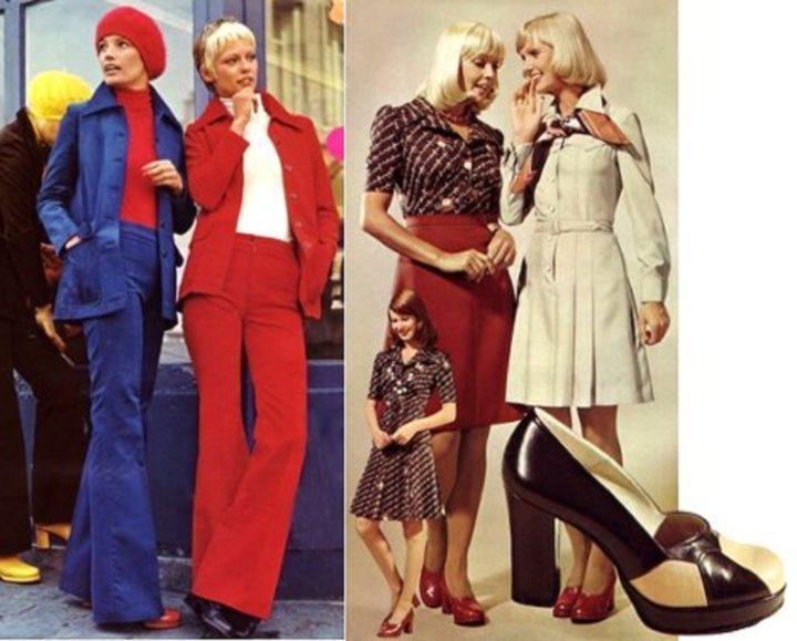 Все о женской моде 70-х годов — интересные факты