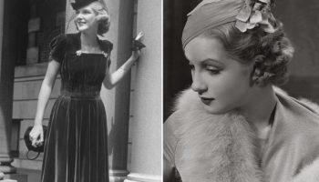 Все о женской моде 30-х годов — интересные факты