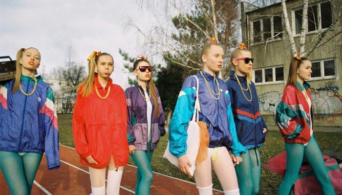 Все о женской моде 90-х годов — интересные факты