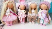Изготавливаем куклы своими руками