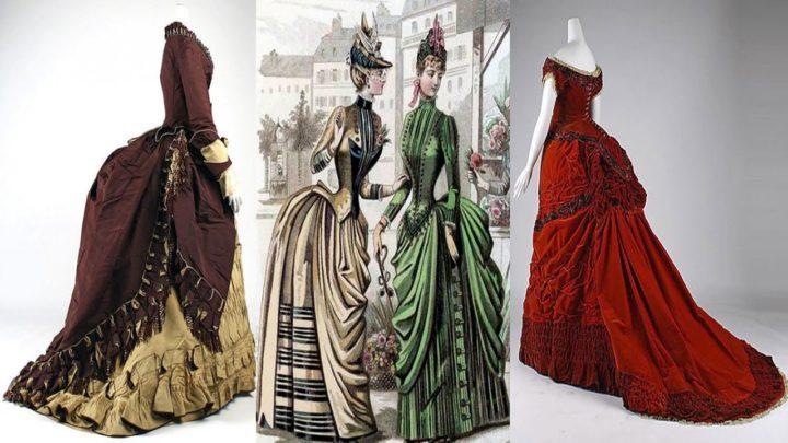 Все о женской моде 19 века (XIX) — интересные факты