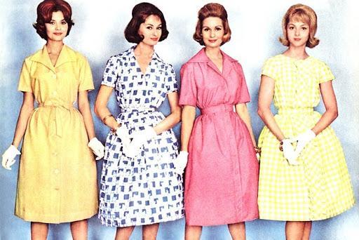 Все о женской моде 60-х годов — интересные факты